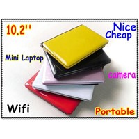 Cheap OEM Mini laptop 10 inch Portable Wifi Netbook inter Atom N2800 1.8GHz windows XP notebook