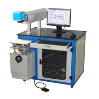 Diode Side-Pump Laser Marker on Button