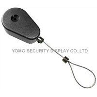 Drip-Shaped Anti-Theft Pull Box,security cable retractors,store display recoilers