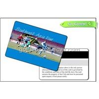 Football Club Card