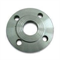 Forged Slip-on Flange, Available in ANSI, BS, JIS, UNI, MSS, and SP Standards