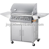 Full Stainless Steel BBQ Gas Grill