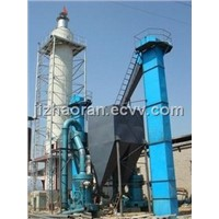 Gypsum Powder Machine with Fluidized Furnace