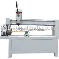 HD-1200Y Cylinder Craft CNC Woodworking Machine