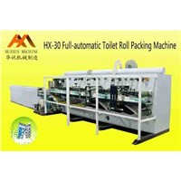 Full-Automatic Toilet Roll Packing Machine (HX-30)