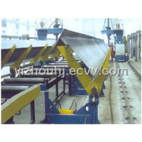 H-beam steel auto production line
