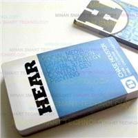 High Quality Plastic Spot UV  Card
