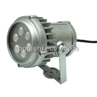 LMeNen ED 18W Spot Light with inserted pole mounting and fashionable housing design