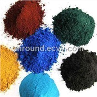 Iron Oxide ( Red/Yellow/Black/Blue/Green)