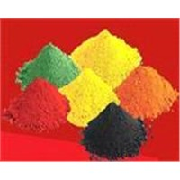 Iron Oxide Yellow/Red/Green/Black/Blue