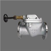 JIS Storm valve
