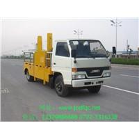 """Jiangling, """"hang a repair car repair car with the container repair car"""
