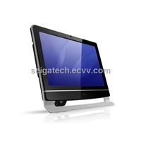 LED all-in-one PCs with Tv touch screen optional