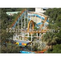 Amusement machine Mini Roller Coaster