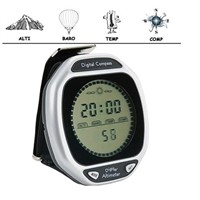 Multifuctional Wrist Digital Compass with Altimeter Barometer Thermometer