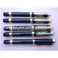 New design black novelty metal gift roller pen