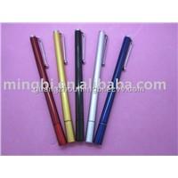 New design retractable metal ball pen