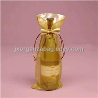 Organza/Tulle Wine Bags 1