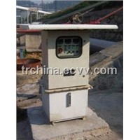 Outdoor-used type transformer rectifier