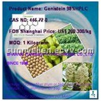 Plant extract-Genistein Powder
