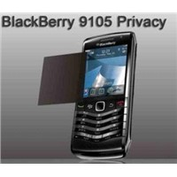 Privacy Screen Protector for Mobile Phone/ Blackberry 9105