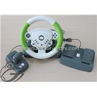 RACING STEERING WHEEL FOR XBOX360