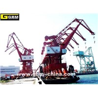 Rubber-Tired Container Gantry Crane