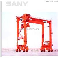Sany container bridage crane