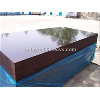 Supply brown film faced plywood