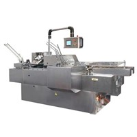 UWZH-100D Auto Box Packaging Machine