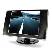 "Ultraslim 3.5"" Digital TFT LCD Monitor with Rated Power of 1.5W"