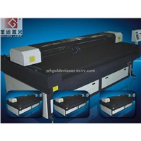Waterproof Carpet CO2 Laser Cutting Machine