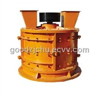 With ISO9001-2008 High Capacity Vertical Combination Crusher