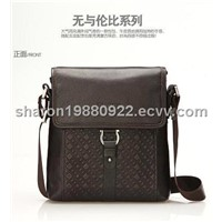 Fanshion Leather Shoulder Bag for Men