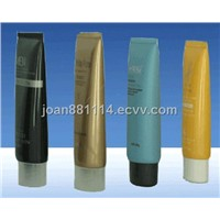 flat plastic tubes for hand cream packaging