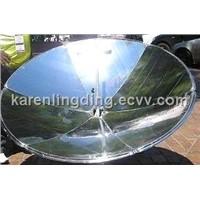 Foldable Parabolic Solar Cooker