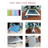 iPad Smart Cover and Leather Case