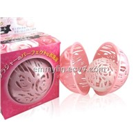 lady's bra washing ball