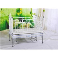 Multifunction Voice Control Music Baby Crib/Cot