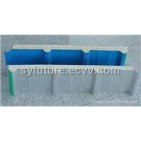 polyurethane sandwich panel for roof and wall