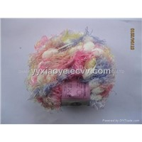 pompon yarn