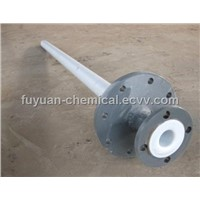 PTFE Lined Dip Pipe