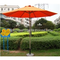 Single Garden Umbrella