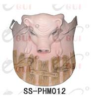 Sunhat - Pig Mascot (SS-PHM012)