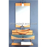Tempered Glass Vanities