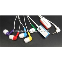 mobile phone handsfree headset earphone