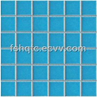 Dot -mounted  Pool Mosaic Tile G313B