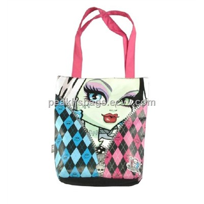 Girls Handbag Tote Bag (HS-H024)