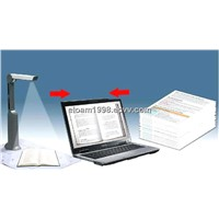1 Second Document Scanner Camscanner Office Supplies Eloam S300L