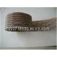 1.27mm Rainbow Flat Cable Used for Electronic Device Data Cables